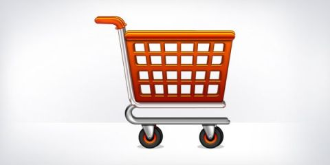 Shopping Cart Icon for Ecommerce Project