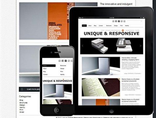free responsive portfolio wordpress theme 02 15 Free Responsive Portfolio WordPress Theme