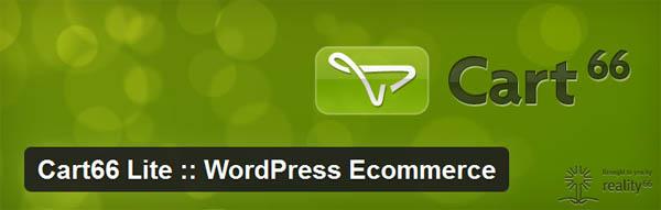 Cart66 Lite WordPress Ecommerce