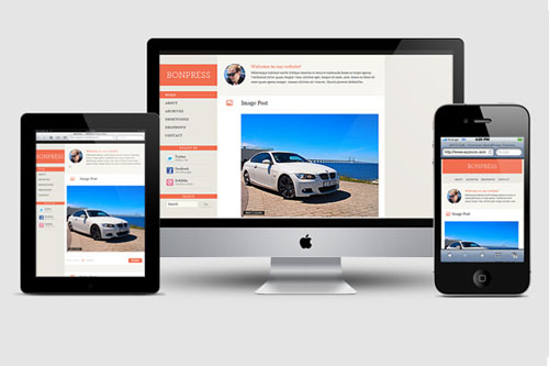 18 Free Awesome Tumblr Style WordPress Themes | Chetankumar Ravindra ...
