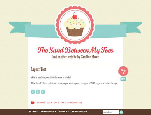 tumblr style wordpress themes 04 18 Free Awesome Tumblr Style WordPress Themes