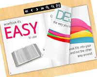 12 jQuery Page Flip Book Plugins - Smashfreakz