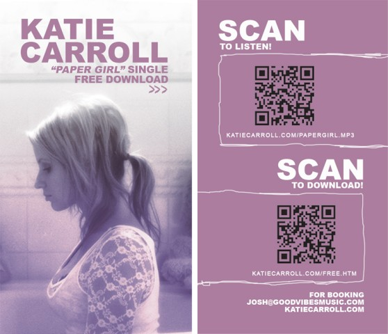 qr code business cards 48 50 Inspirational QR Code Business Cards