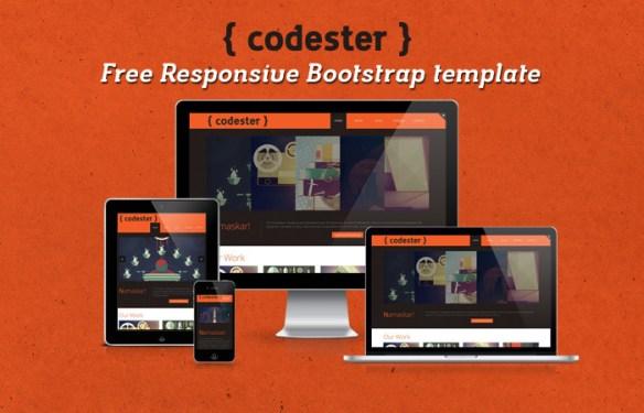 bootstrap portfolio templates free - codester free responsive portfolio bootstrap template