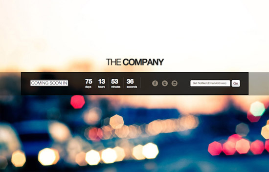 30 free coming soon and under construction html templates