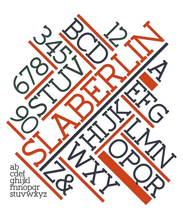 berlin 04 Berlin typeface by Antonio Rodrigues Jr Freebie #10