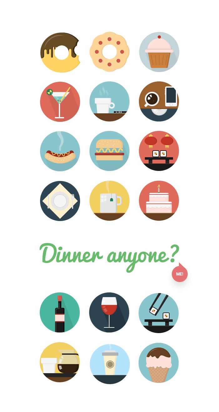 flat-food-icon