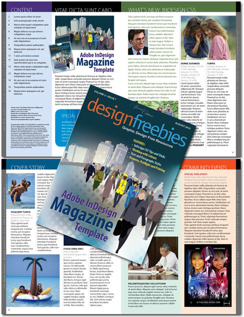 17 free magazine indesign template for editorial project free indesign magazine layout 01 pronofoot35fo Gallery