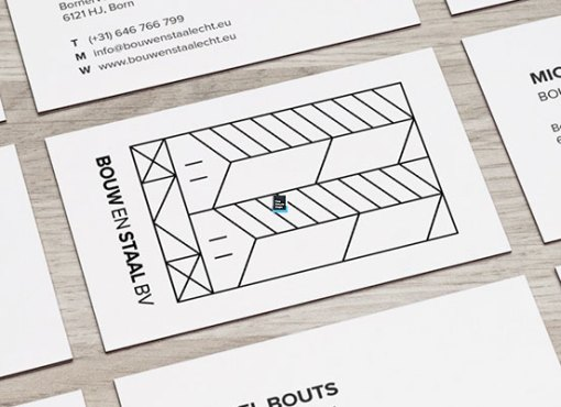 Building-company-Business-Card