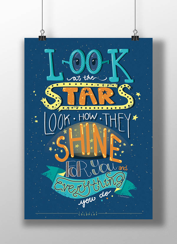 coldplay-typography-poster-01