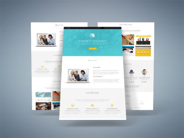 html-template-march-09
