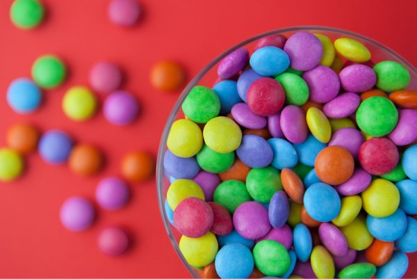 coloured-sweets