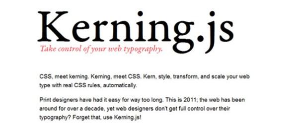 25 jQuery Typography Plugins for Developers - Smashfreakz