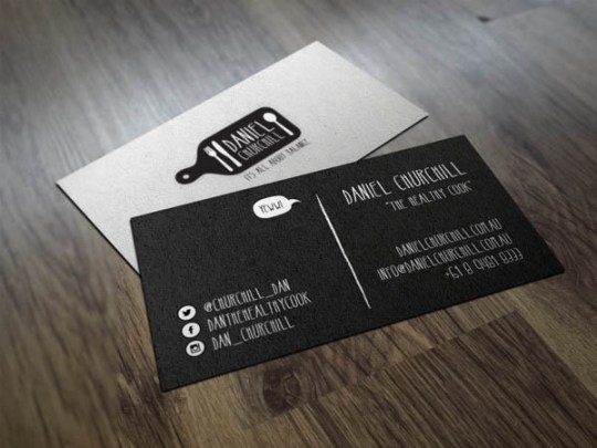 Ideas For Business Cards
