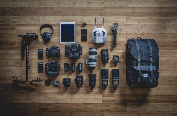 photographers-equipment