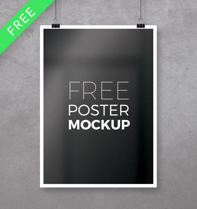 free-a4-poster-mockup-01