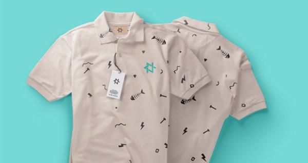 Polo Shirt Mockup PSD