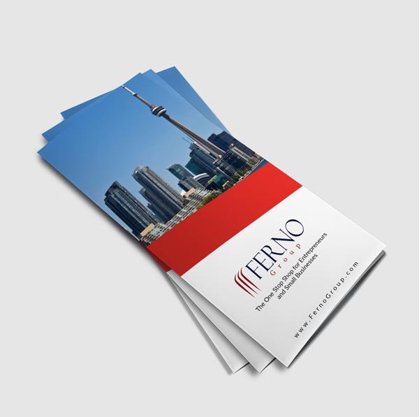 Flat Brochure Design 08