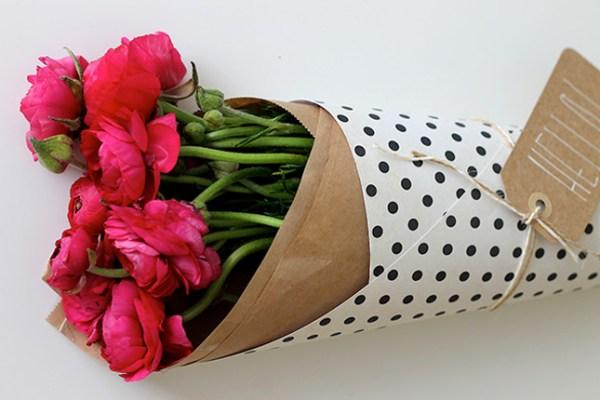 Flower Packaging 21