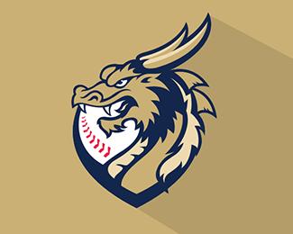 dragon logo 06