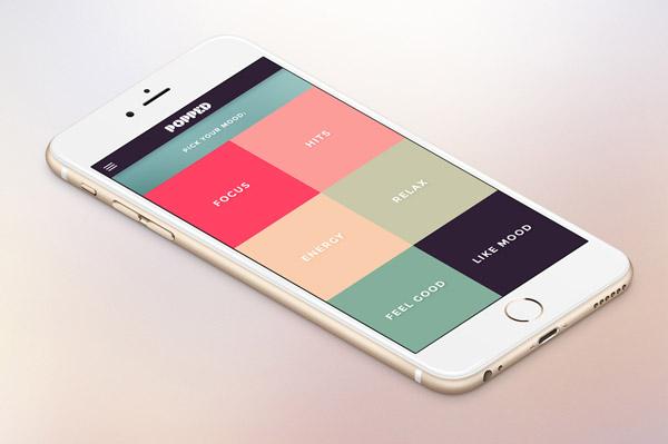 minimalist app ui 15