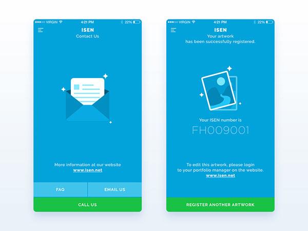 minimalist app ui 22