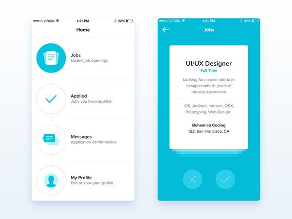 minimalist app ui 32