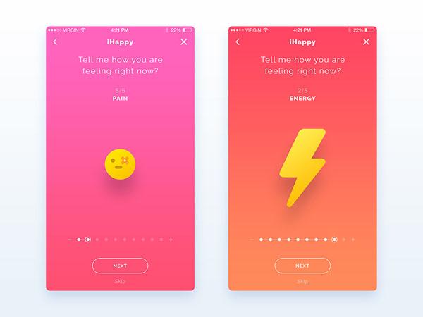 minimalist app ui 35