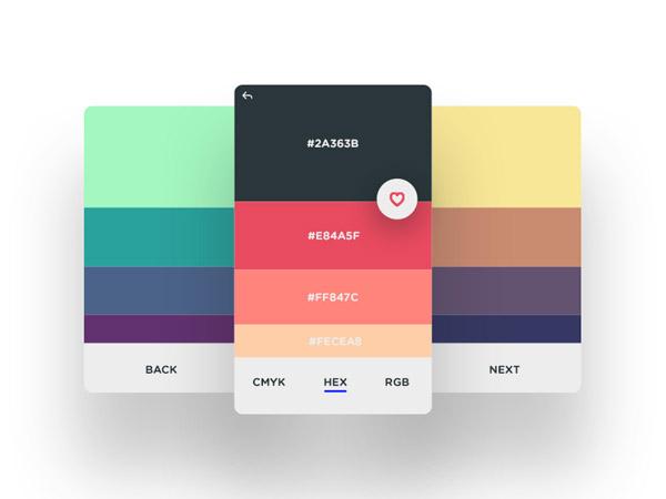minimalist app ui 41