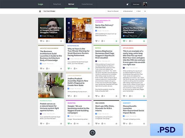 News App UI 10
