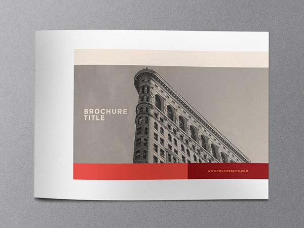 minimal brochure design 03