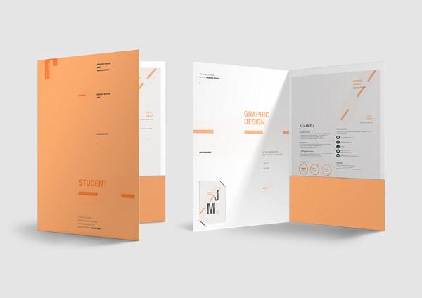 minimal brochure design 05