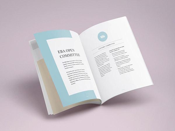minimal brochure design 07