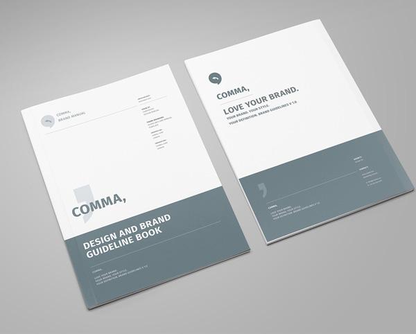 minimal brochure design 10