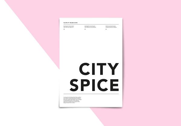 minimal brochure design 11