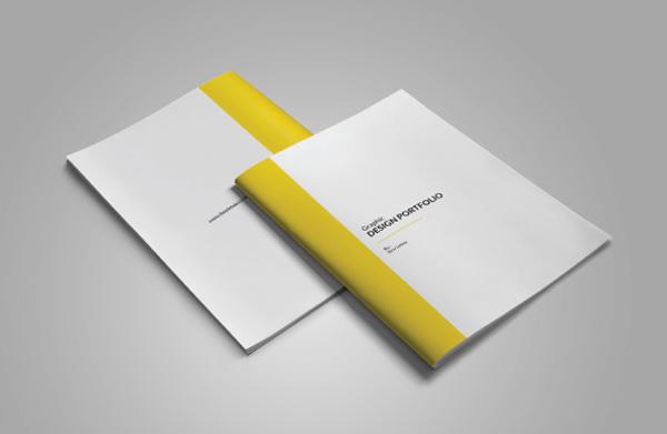 minimal brochure design 22