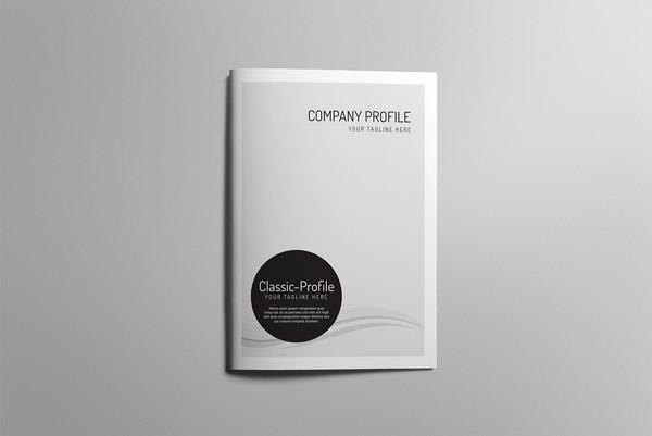 minimal brochure design 30