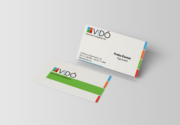 Accountant Business Card 15