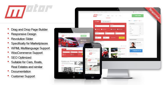 Car Dealer WordPress Theme 17