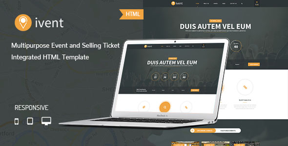 Conference Website Template 25