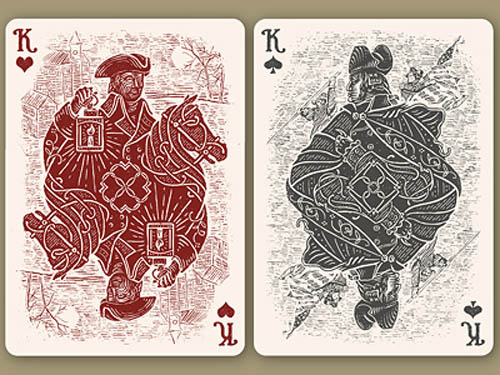 Playing Card Design 18