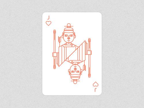 Playing Card Design 45