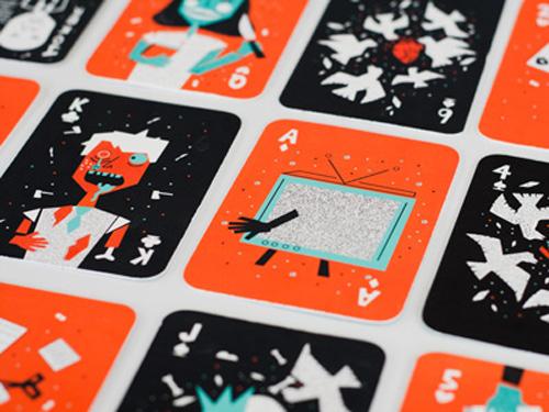 Playing Card Design 48