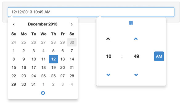 jQuery Time Picker Plugins 07