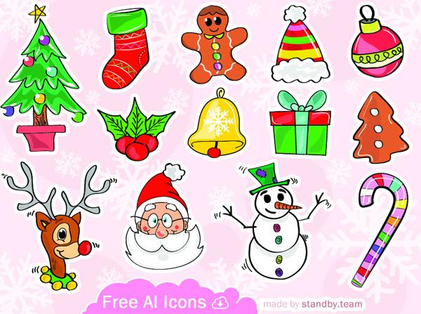 free-christmas-icon-set-03