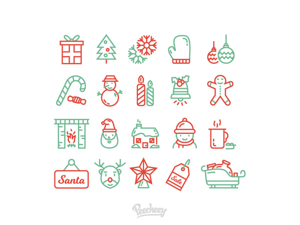 free-christmas-icon-set-04