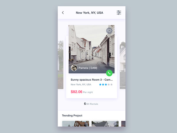 Property App UI