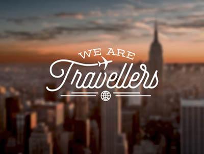 30个国外旅行社标志设计案例
