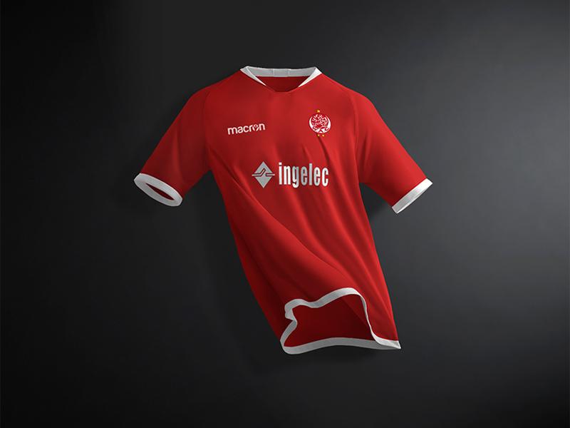 Download Template Kaos Futsal Psd - Desain Kaos Menarik