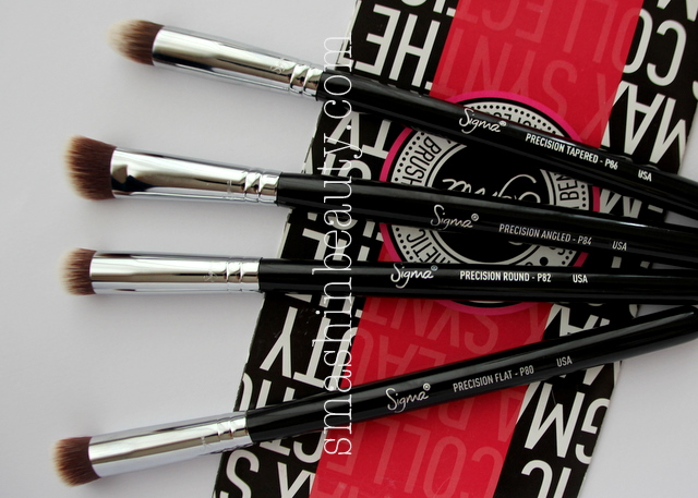 sigma brushes Synthetic Precision Kit